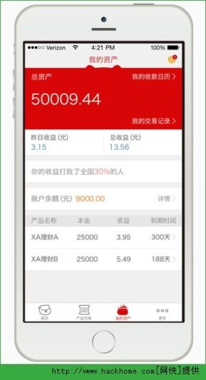 招财猫理财app图1