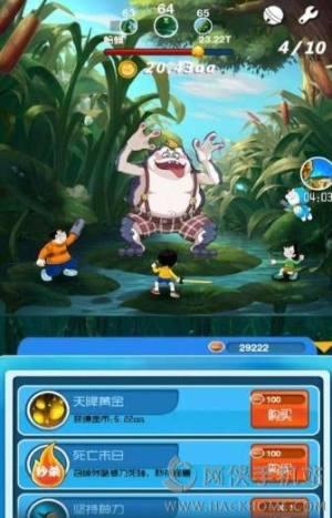 哆啦A梦童话大冒险安卓版图2