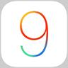 iOS9浪潮壁纸
