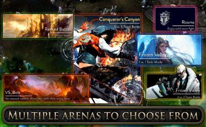 王牌竞技场iOS版图2