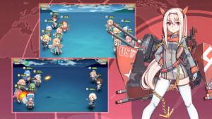 战舰少女Rios版图4