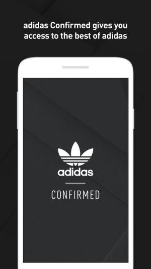adidas Confirmed app图2