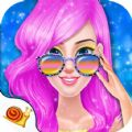 时尚明星娃娃化妆游戏手机版下载 v1.0