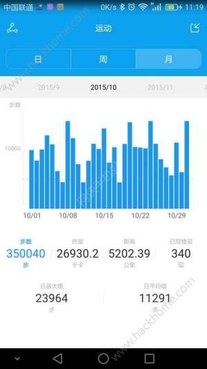 华为运动健康app图2