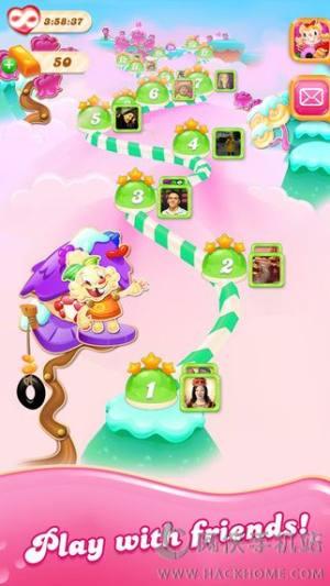 糖果果冻传奇ios图4