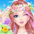 蒂娜的春游日记游戏