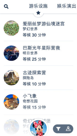 上海迪士尼度假区官网版图4