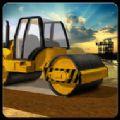 道路建筑施工城3D
