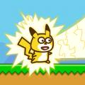 精灵雷电猫宝可梦GO