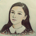 Angelababy手绘图