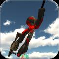 火柴人绳索英雄2无限金币内购破解版(stickman rope hero 2) v2.2