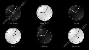 The Clocks app图2