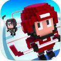 方块冰球冰上跑酷游戏手机版下载(Blocky Hockey) v1.6.1_312
