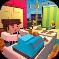 餐厅建筑与设计工艺建筑游戏