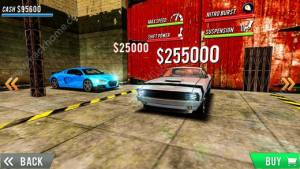 极端的汽车转移赛车游戏图2