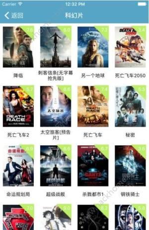 电影港66影视app图4