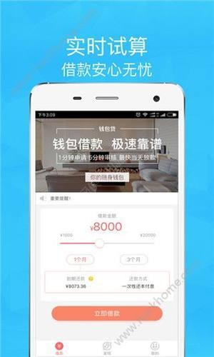钱包闪贷app图2