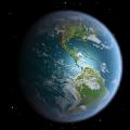 3D高清地球旋转动态壁纸