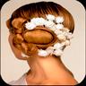 新娘发型图片2017款