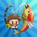 荒岛钓鱼游戏中文汉化版(Desert Island Fishing) v1.0