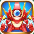 开心超人机甲联盟无限金币钻石内购破解版 v1.3.5