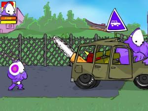 狂扁熊孩子游戏图3
