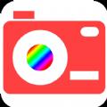 美颜彩色相机