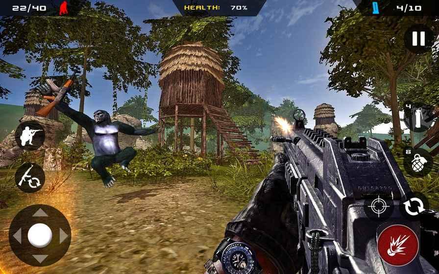 猿猎人丛林生存中文版下载 猿猎人丛林生存官方指定唯一下载地址[多图]