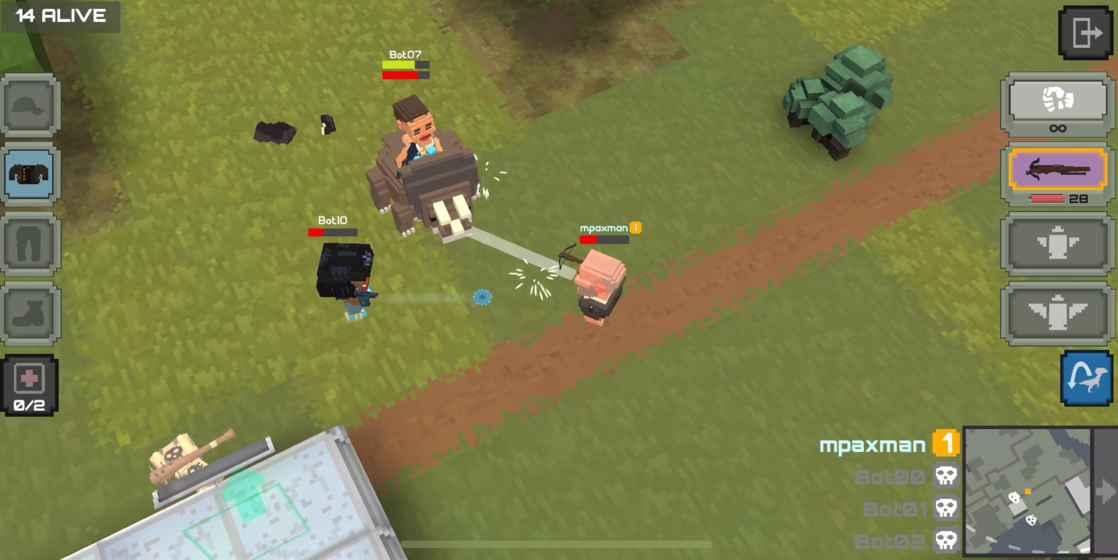 Dinos Royale怎么吃鸡 吃鸡技巧汇总[多图]