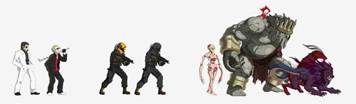 FGO新宿特异点新增怪物有哪些 新怪物职阶掉落材料一览[多图]