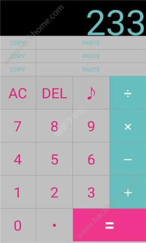 初音未来主题计算器app手机版软件下载图片1