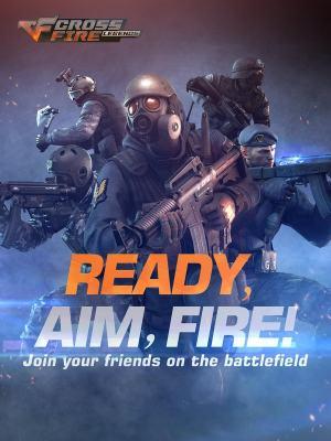 穿越火线传奇游戏安卓国际版图片1