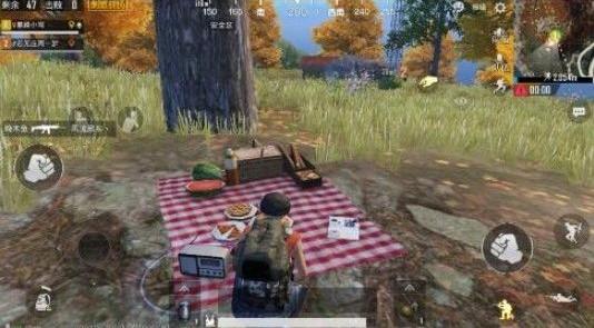 刺激战场野餐音乐是什么 野餐点音乐介绍[多图]