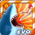 饥饿的鲨鱼无限钻石金币直装安卓破解版 v6.5.0.0