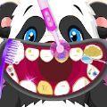 儿童牙医诊所游戏
