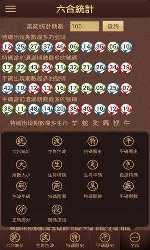六盒宝典苹果版图1