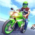 城市摩托车赛车无限金币中文破解版 v1.7