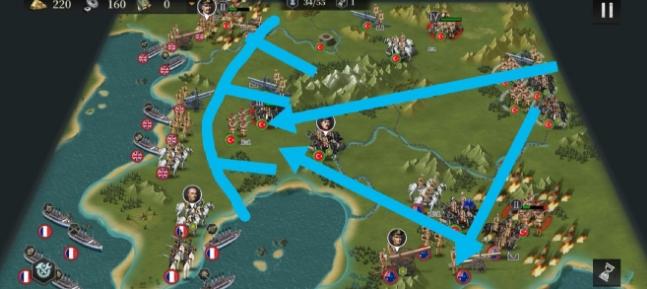 欧陆战争61914第四章攻略 第四章主线通关打法详解[多图]
