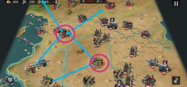 欧陆战争61914第十章攻略 主线第10章怎么过?[多图]