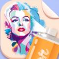 喷漆名人绘画游戏最新官方版 v1.1