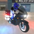 警用摩托车模拟器2020游戏最新安卓版 v1.0